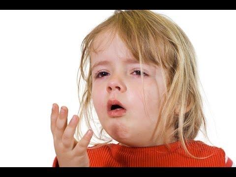 صور وصفة سريعة للكحة عند الاطفال