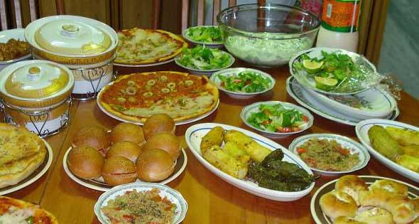صور اعداد فطور رمضان
