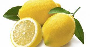 اكل الليمون يوميا