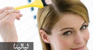صور هل صبغة الشعر تفطر الصائم؟