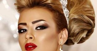 صور تسريحات شعر سهرات 2019