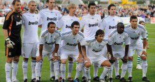 اسامي فريق ريال مدريد