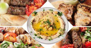 صور المطبخ اللبناني الشيف رمزي