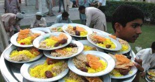 صورة وجبات افطار في رمضان