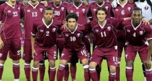 صور تشكيلة المنتخب القطري في خليجي 22