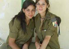 صور فتيات اسرائيل