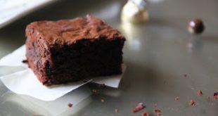 صور حلوى براوني