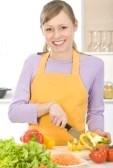 صور تعليم الطبخ للمبتدئين