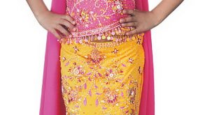 صورة فستان هندي لي الاطفال