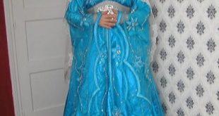 صور ديكورات قفاطين مغربية