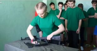 صور شاهد اغرب ما يتعلمه الطلاب في المدارس الروسية