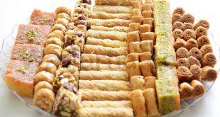 صور حلويات سورية