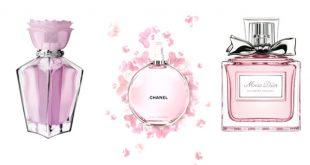 صور عطر رومانسى برائحة الازهار