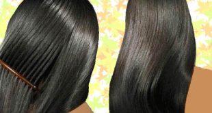 تكثيف الشعر وصفات طبيعية و صحية