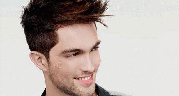 صور تسريحات شعر رجالية