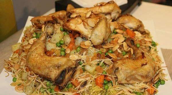 صور برياني دجاج العراقي