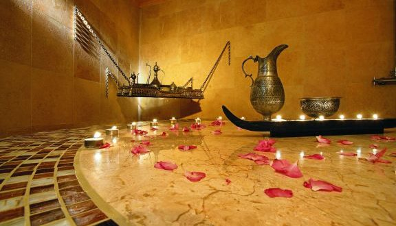 صور حمام عروسة حمام مغربى