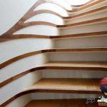 صور اروع السلالم المنزلية