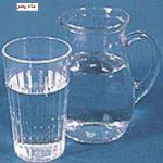 فوائد الماء معدني الحاجب