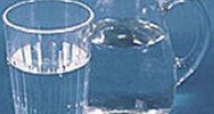 صور فوائد الماء معدني الحاجب