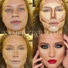 صور مكياج لاخفاء العيوب في الوجه
