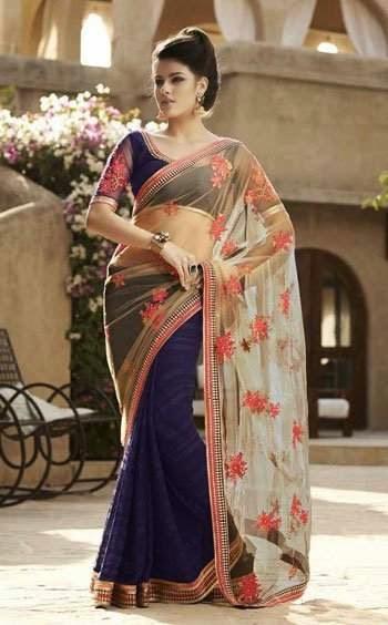 صورة الساري الهندي للمحجبات
