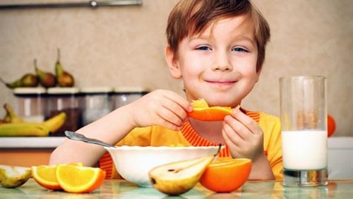 صور اطعمة لتقوية مناعة الاطفال