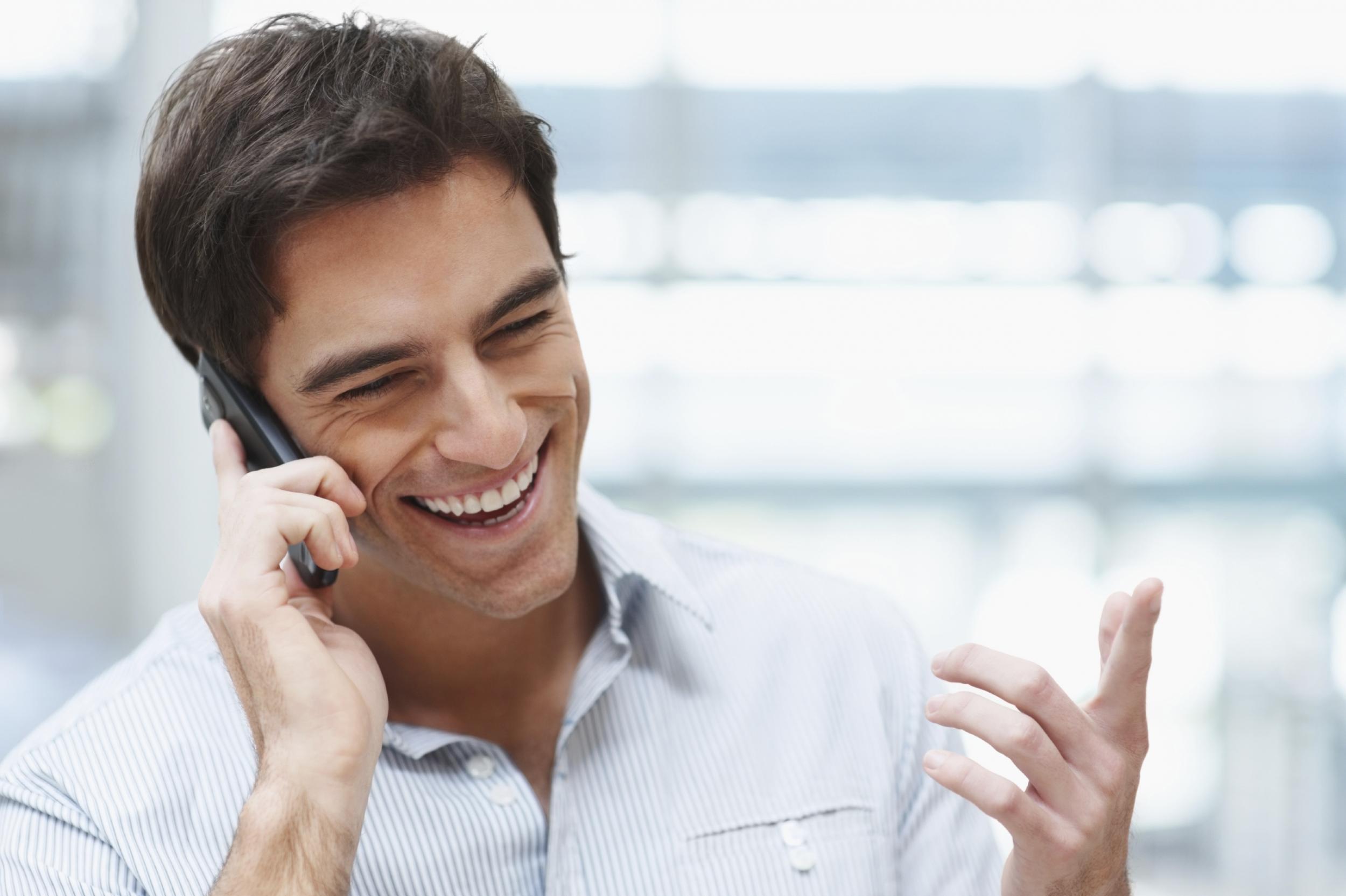 صور نصائح لطريقة استخدام الهاتف