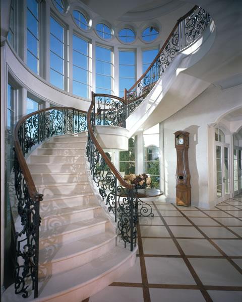 صور صور السلالم الحديدية