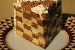 صور مقادير كعكة لشطرنج