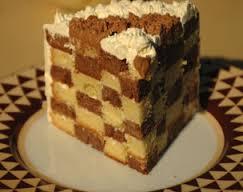 صورة مقادير كعكة لشطرنج