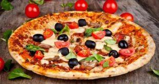 صورة اريد طبخ البيتزا بالحمه