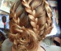 صور انواع تسريحات الشعر السهلة للبنات