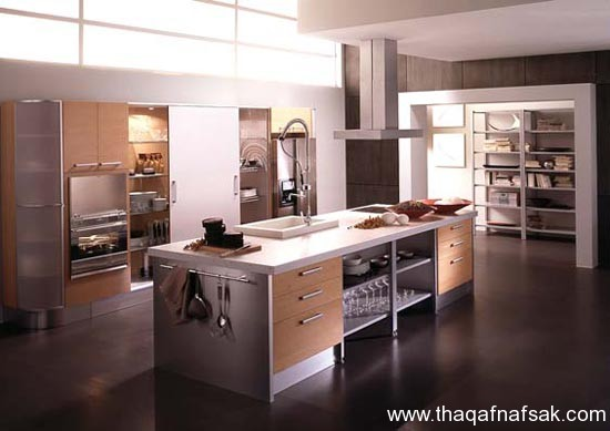 صور ثقف نفسك المطبخ