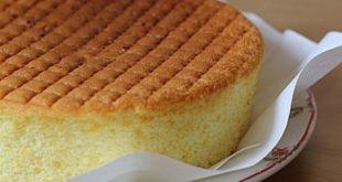 صورة طريقة عمل الكيكة في البيت