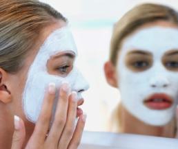 صور علاج الدس في الوجه
