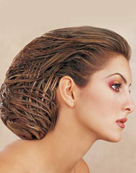 صورة وصفة طبيعية لتقوية الشعر