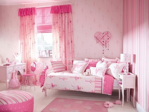 صور تنسيق غرف نوم للصبايا