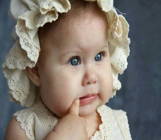 صور طعام الطفل في الشهر الخامس