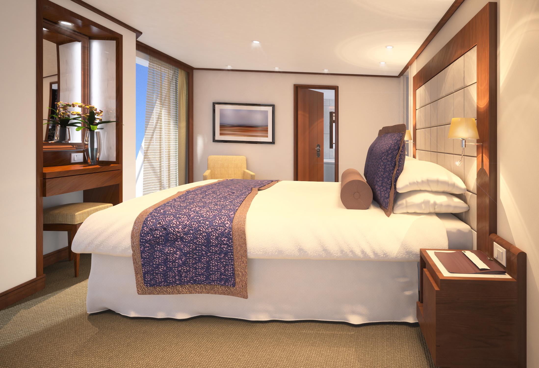 صور غرف نوم ملكية 2017