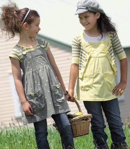 صور صور مدلات فساتين الاطفال