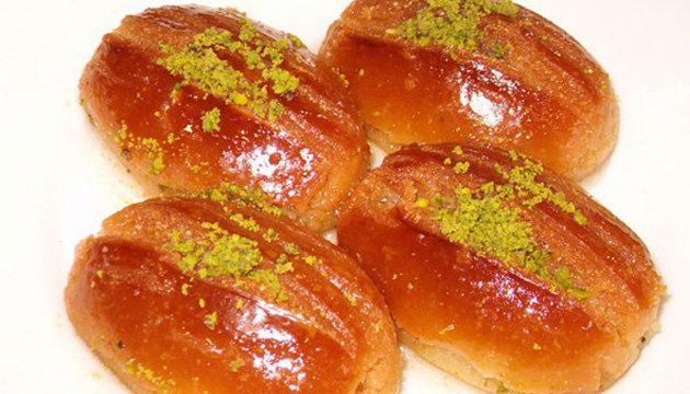 صور طريقة عمل حلويات تركية بالصور