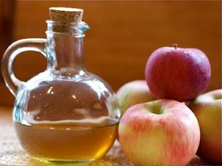 صور كيفيه استخدام خل التفاح لتثبيت لون الصبغه