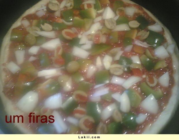 بالصور مطبخ منال العالم كيفية عمل البيتزا unnamed file 839