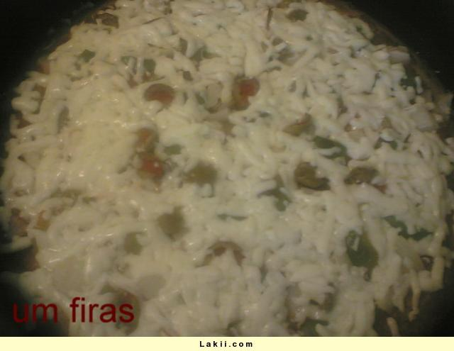 بالصور مطبخ منال العالم كيفية عمل البيتزا unnamed file 840