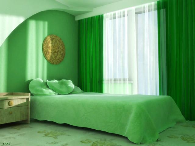 بالصور ديكورات غرف نوم خضراء unnamed file 948