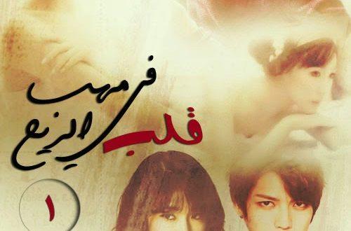 صور رواية سارة وزاهد