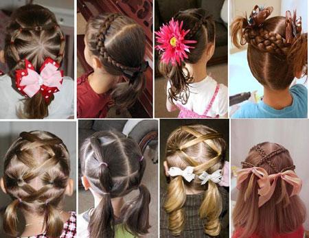 صور لمن تريد تسريحة باطلالة مميزة طرق جديدة لتسريحات البنات في المناسبات